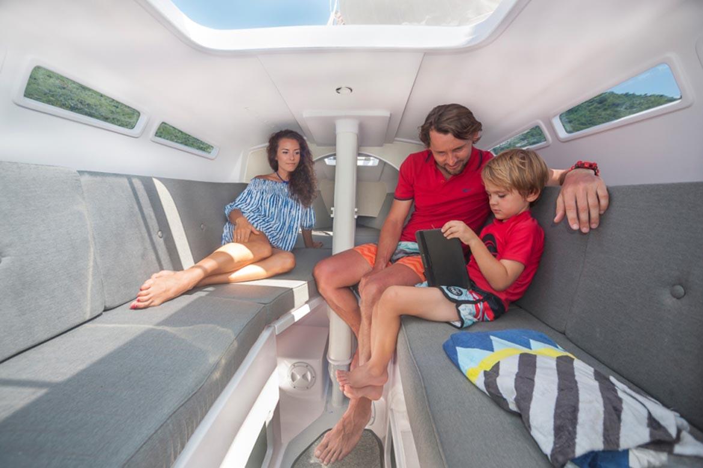 Corsair 760 - Yacht Design Collective