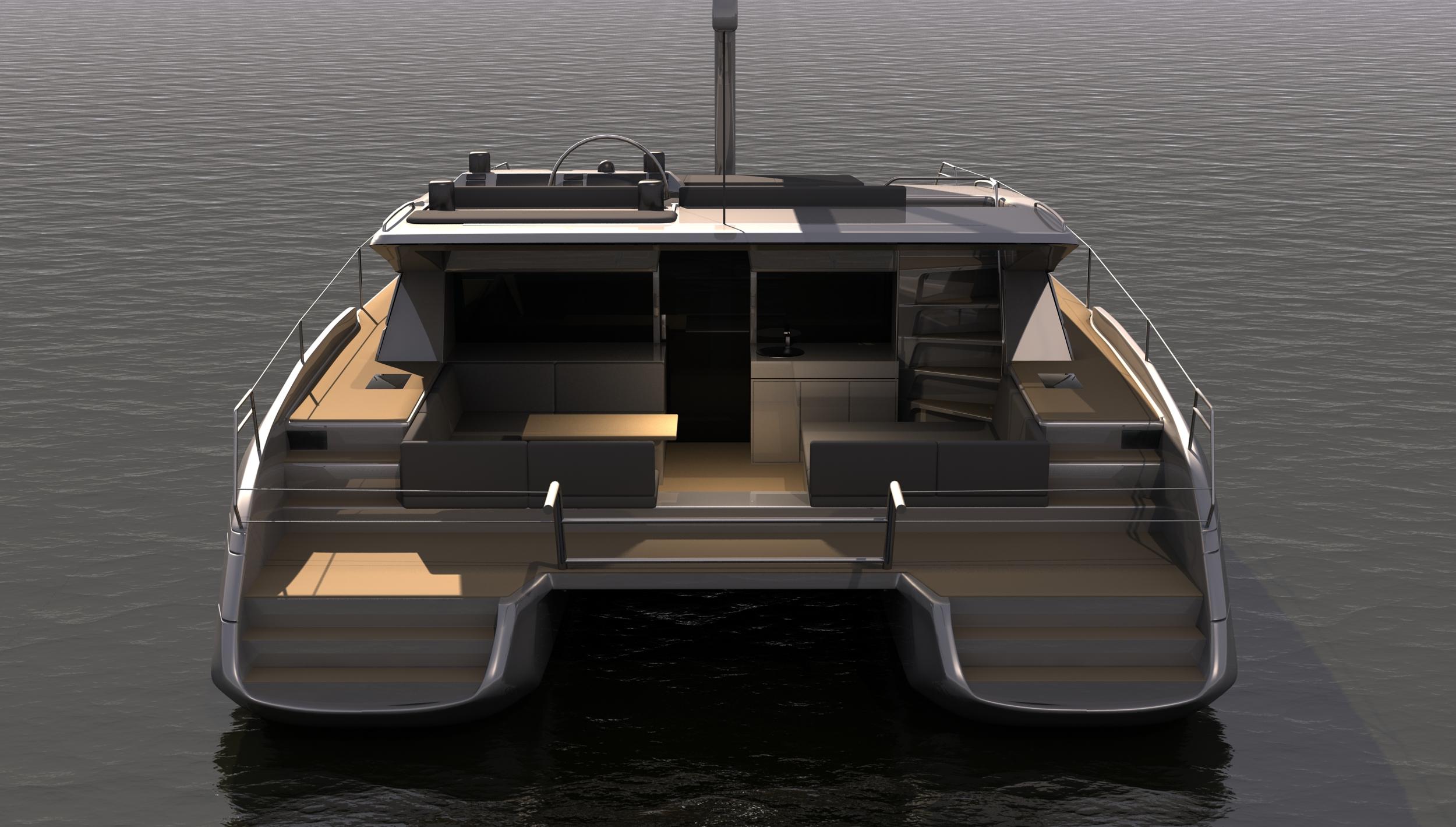 Corthinx CX450 - Yacht Design Collective