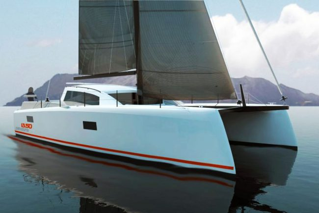 Pandora 13.50 - Yacht Design Collective