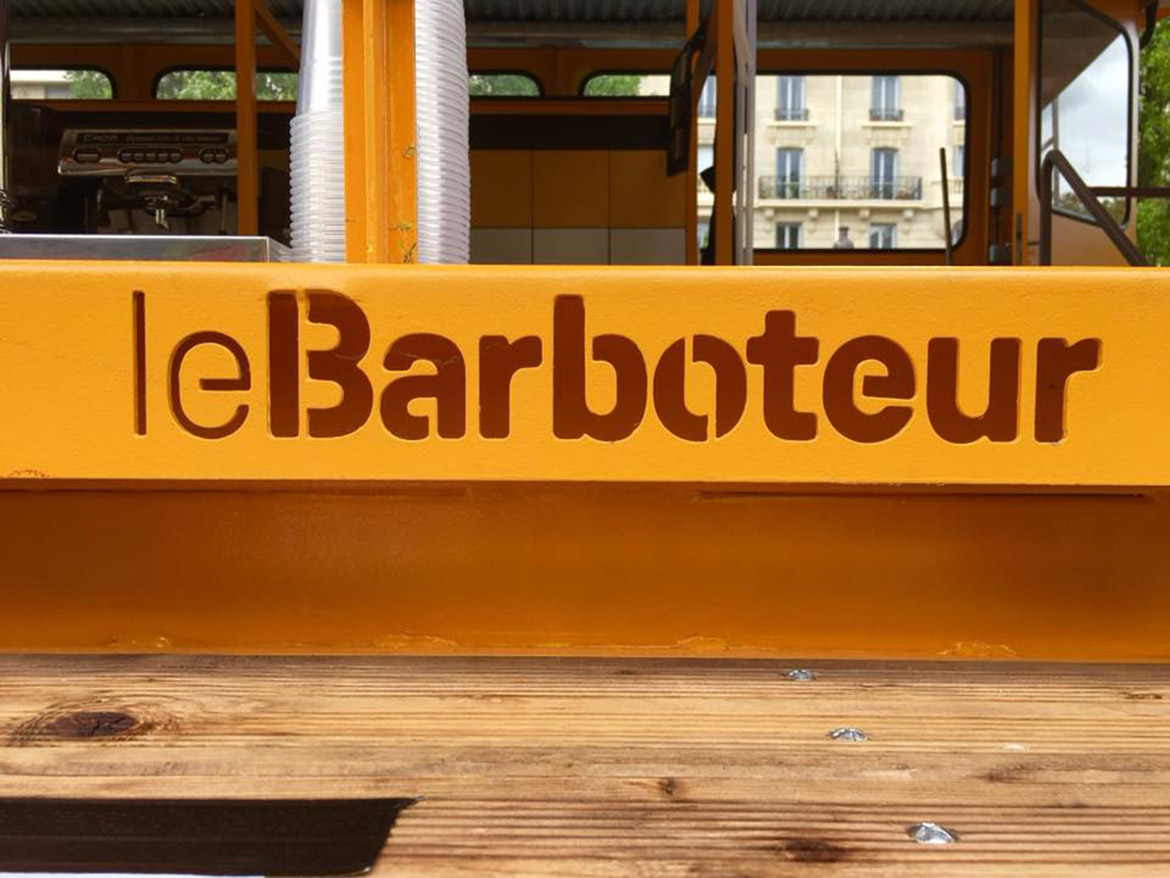 Barboteur - Yacht Design Collective