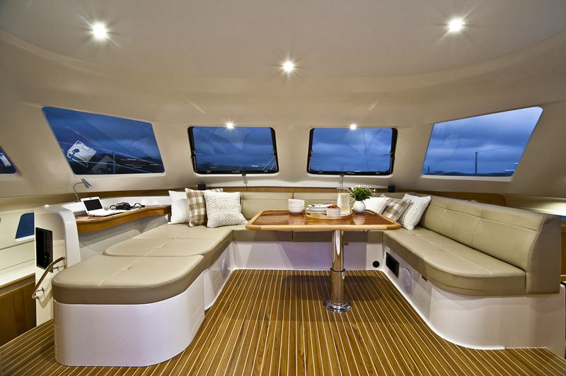 SeaWind 1260 - Yacht Design Collective