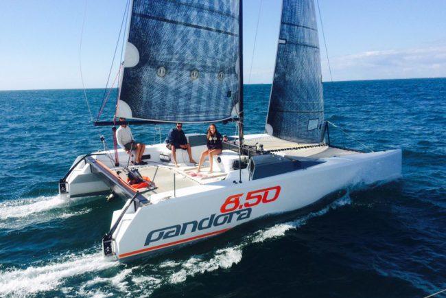 Pandora 8.50 - Yacht Design Collective