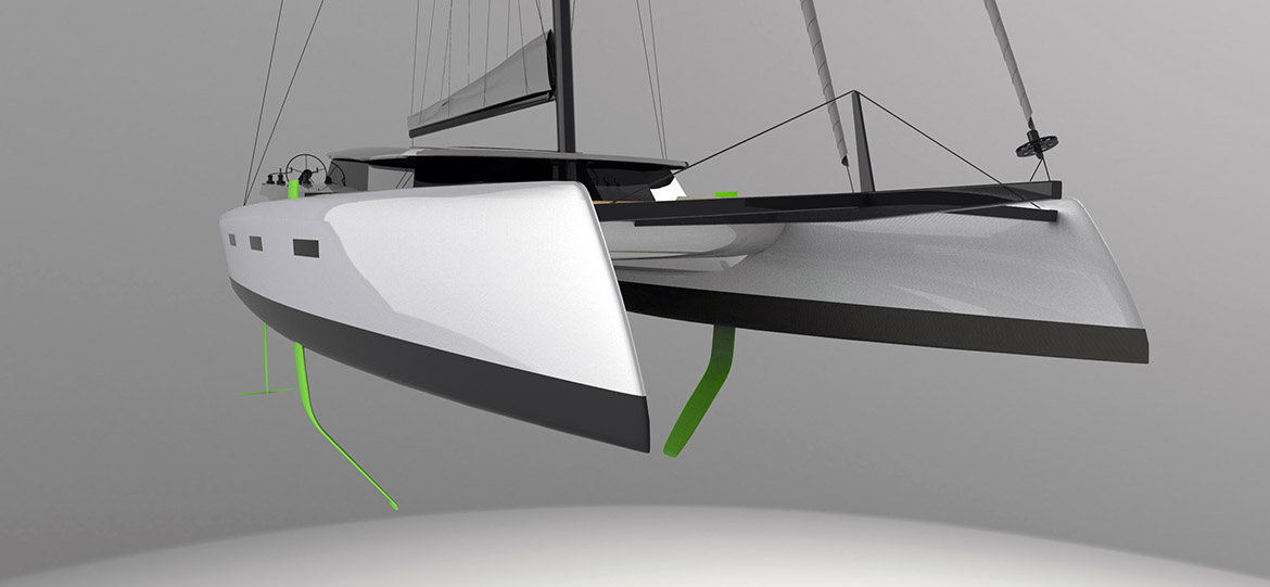 NW65 Concept - Yacht Design Collective