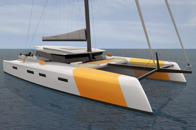 NW65 - Yacht Design Collective