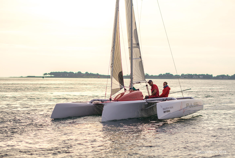 Corsair Pulse 600 - Yacht Design Collective
