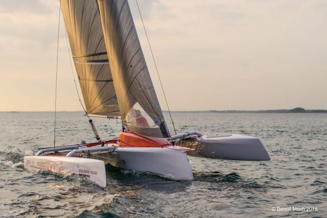 Corsair Pulse 600 - Yacht Design Collective