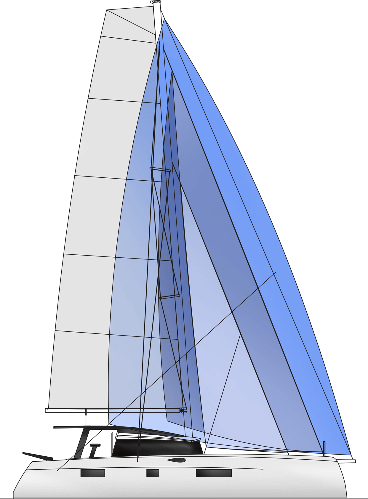 CX 44P - Yacht Design Collective