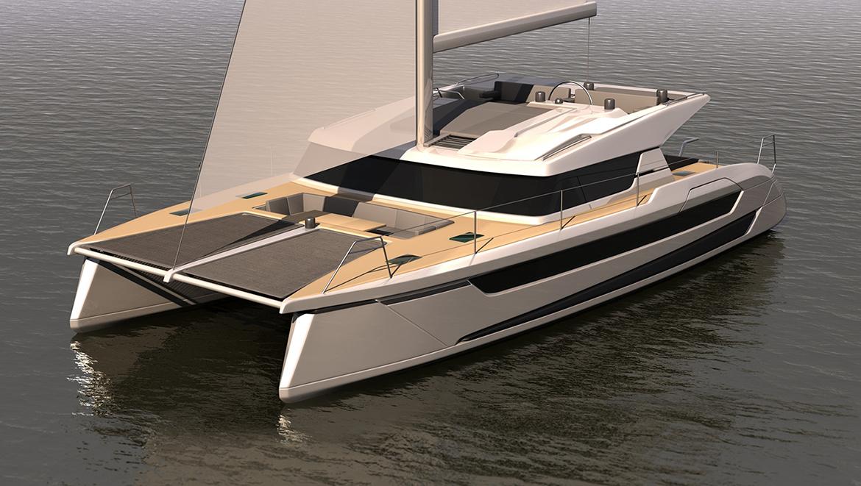 Corthinx CX 450 - Yacht Design Collective