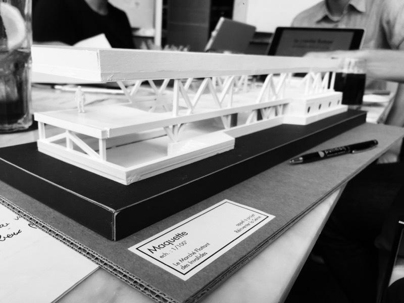 Marché flottant - Yacht Design Collective