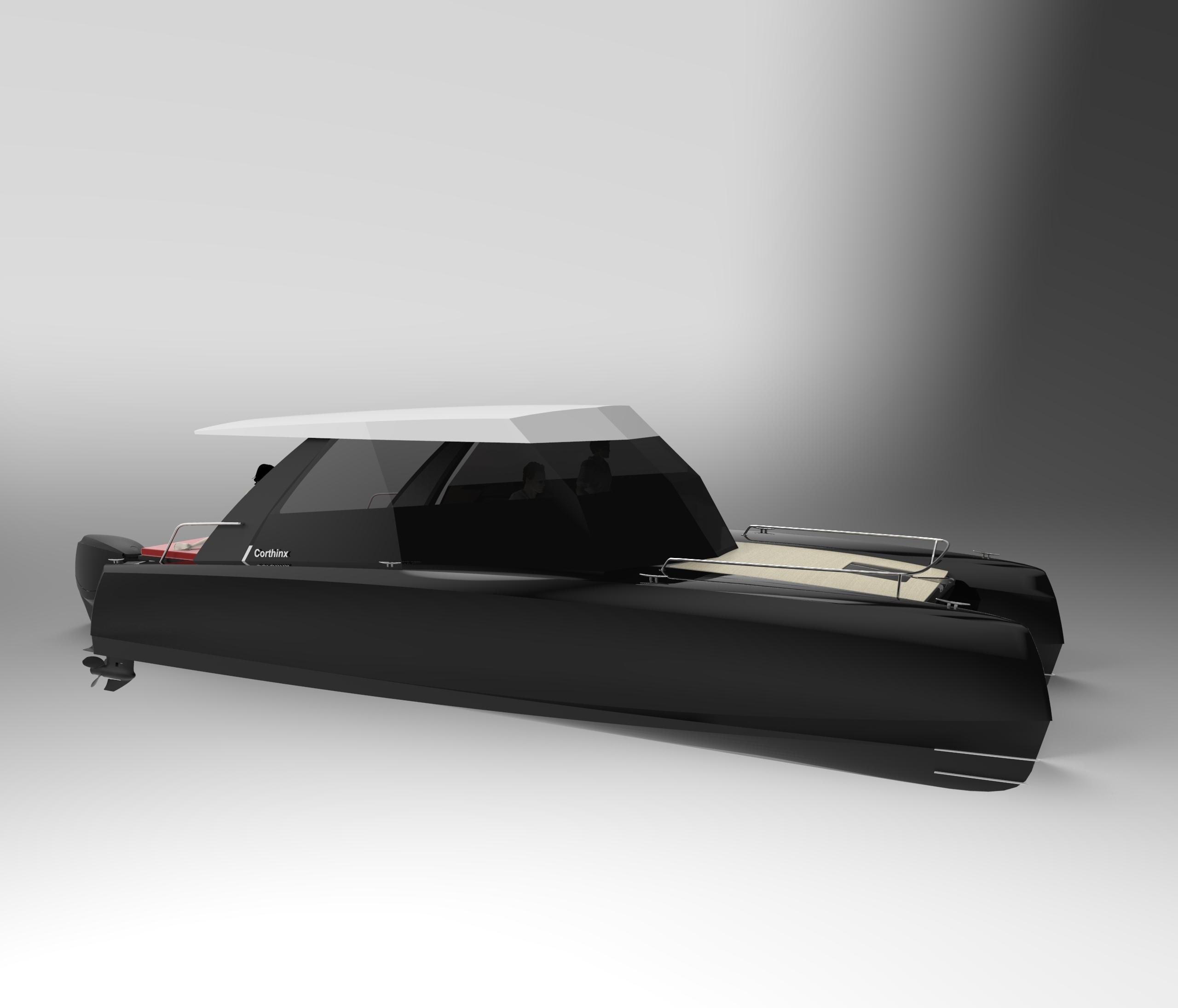 CX 1000 - Yacht Design Collective