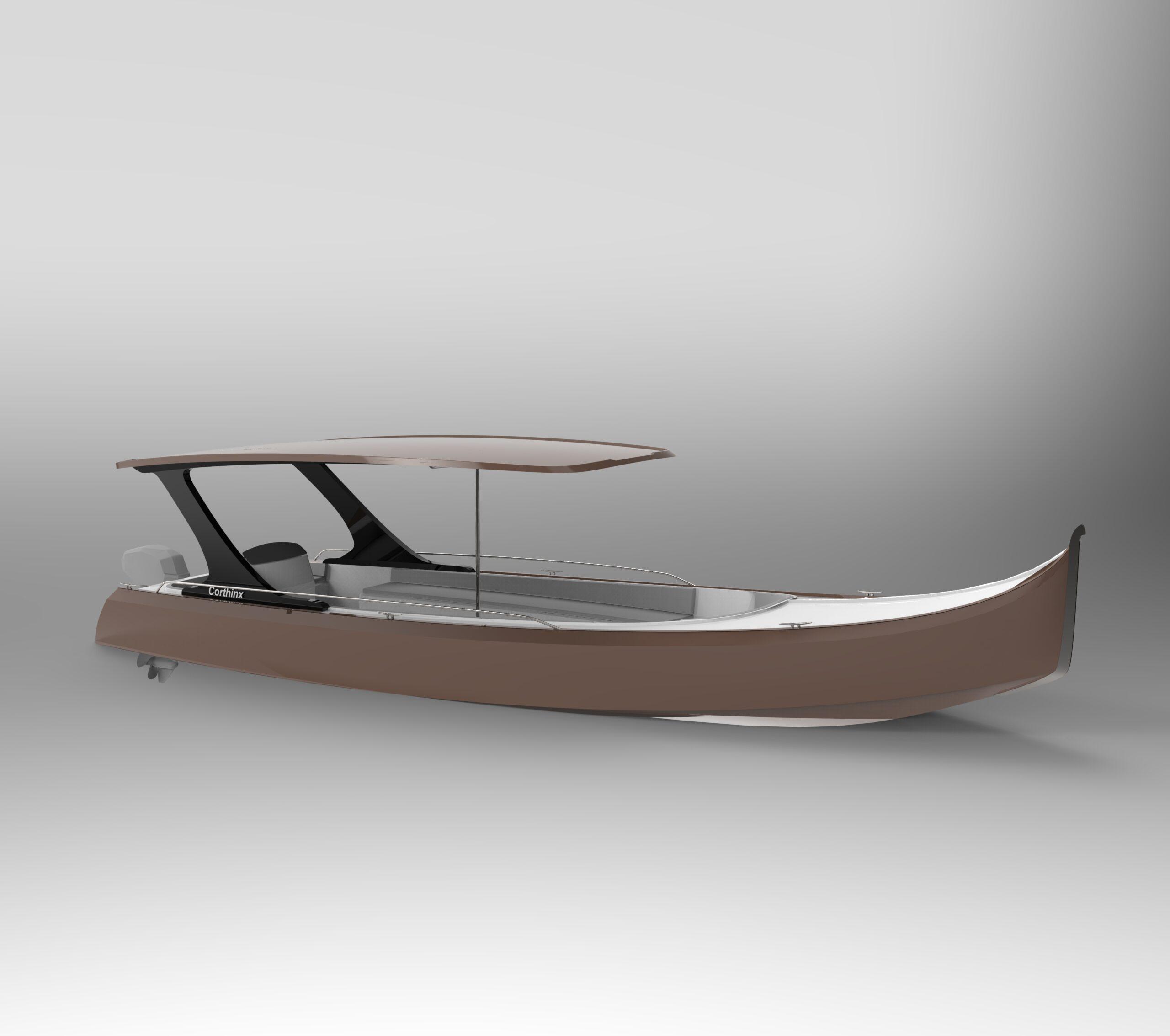 Gondole CX Daisy - Yacht Design Collective