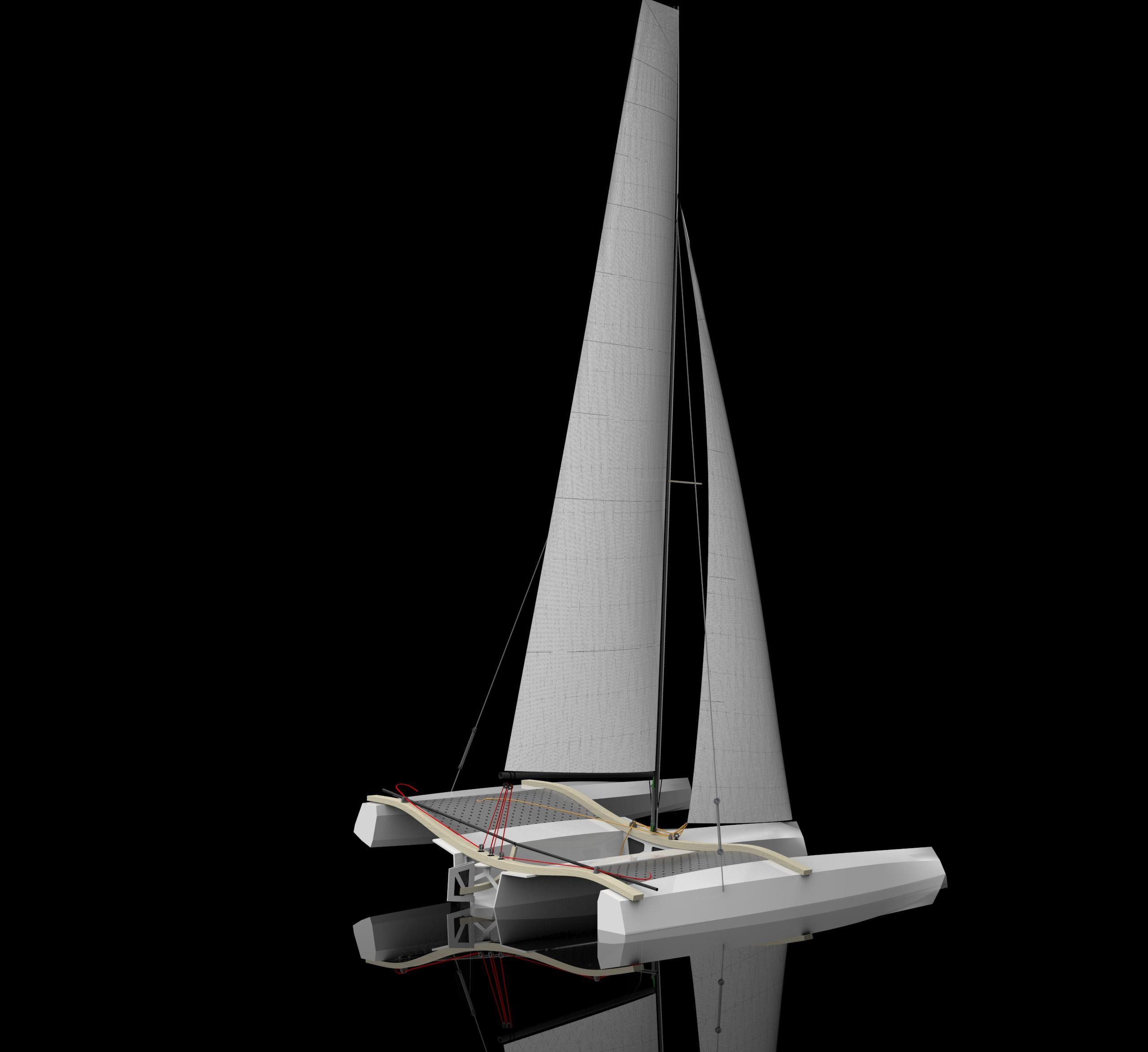 Kanka 14 - Yacht Design Collective
