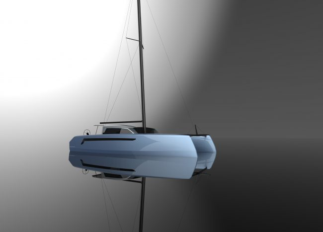 N50 Concept - Yacht Design Collective