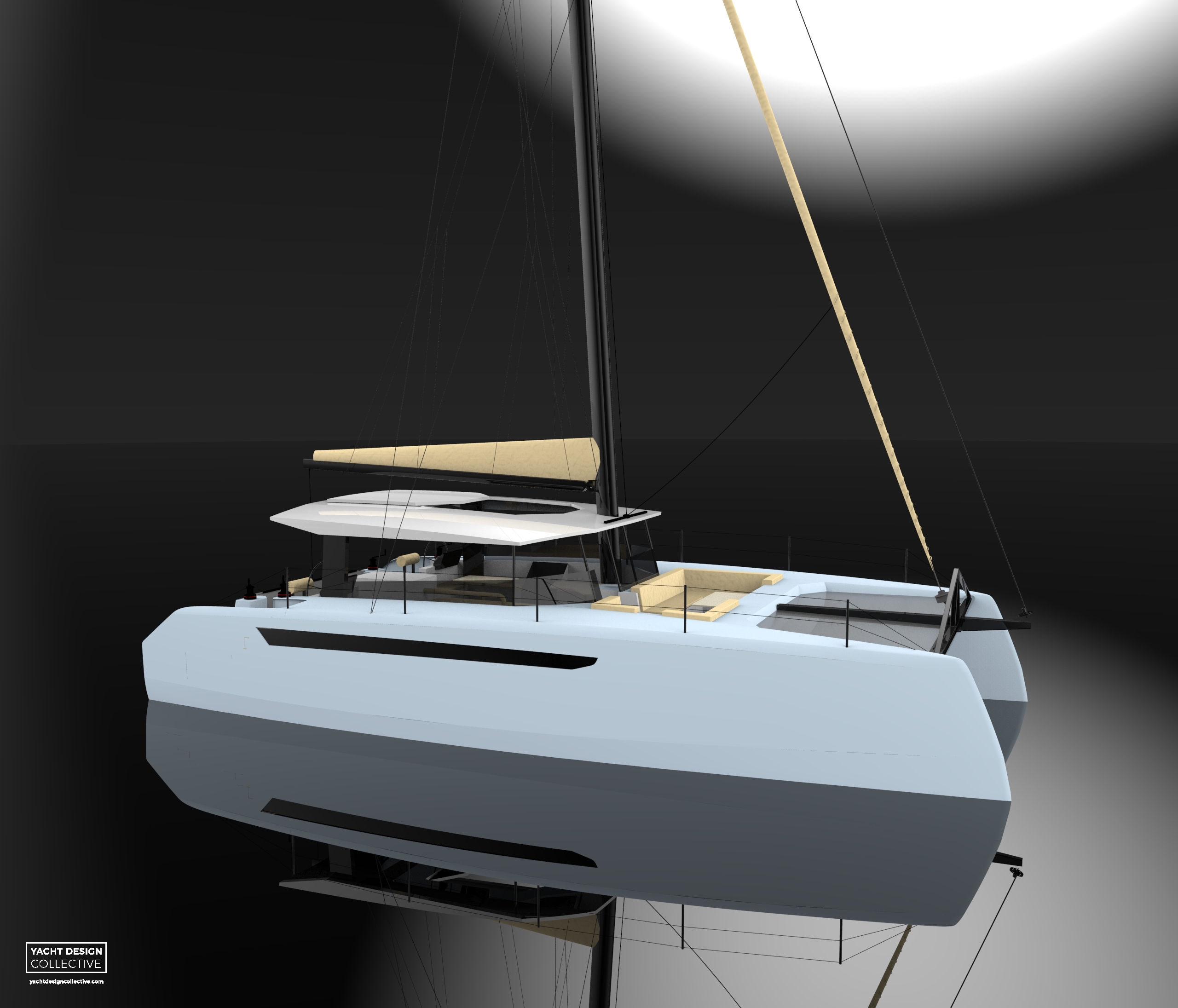 N42 Concept - Yacht Design Collective
