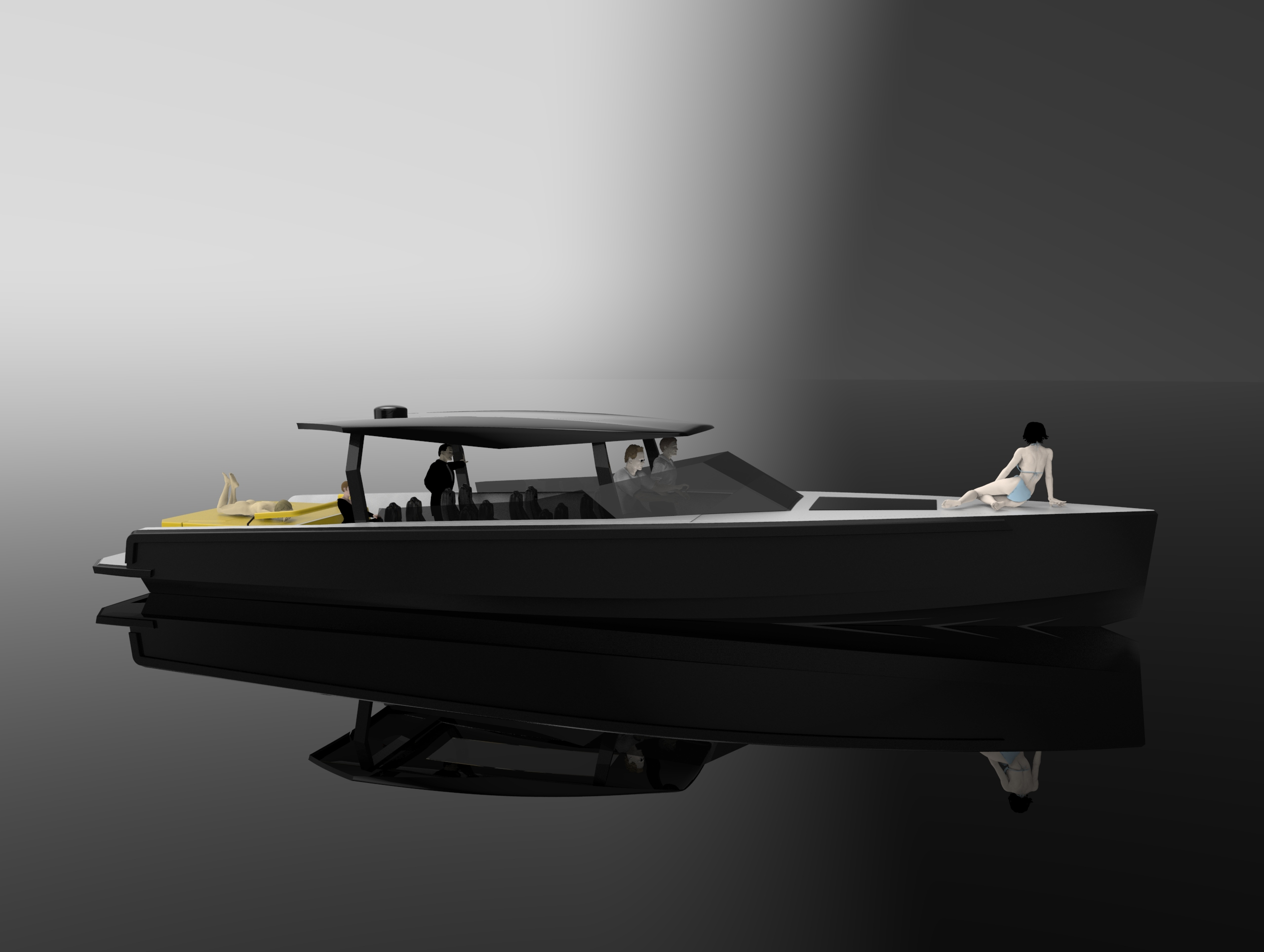 WW 120 - Yacht Design Collective