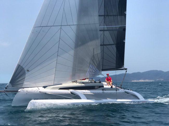 Corsair 880 - Yacht Design Collective