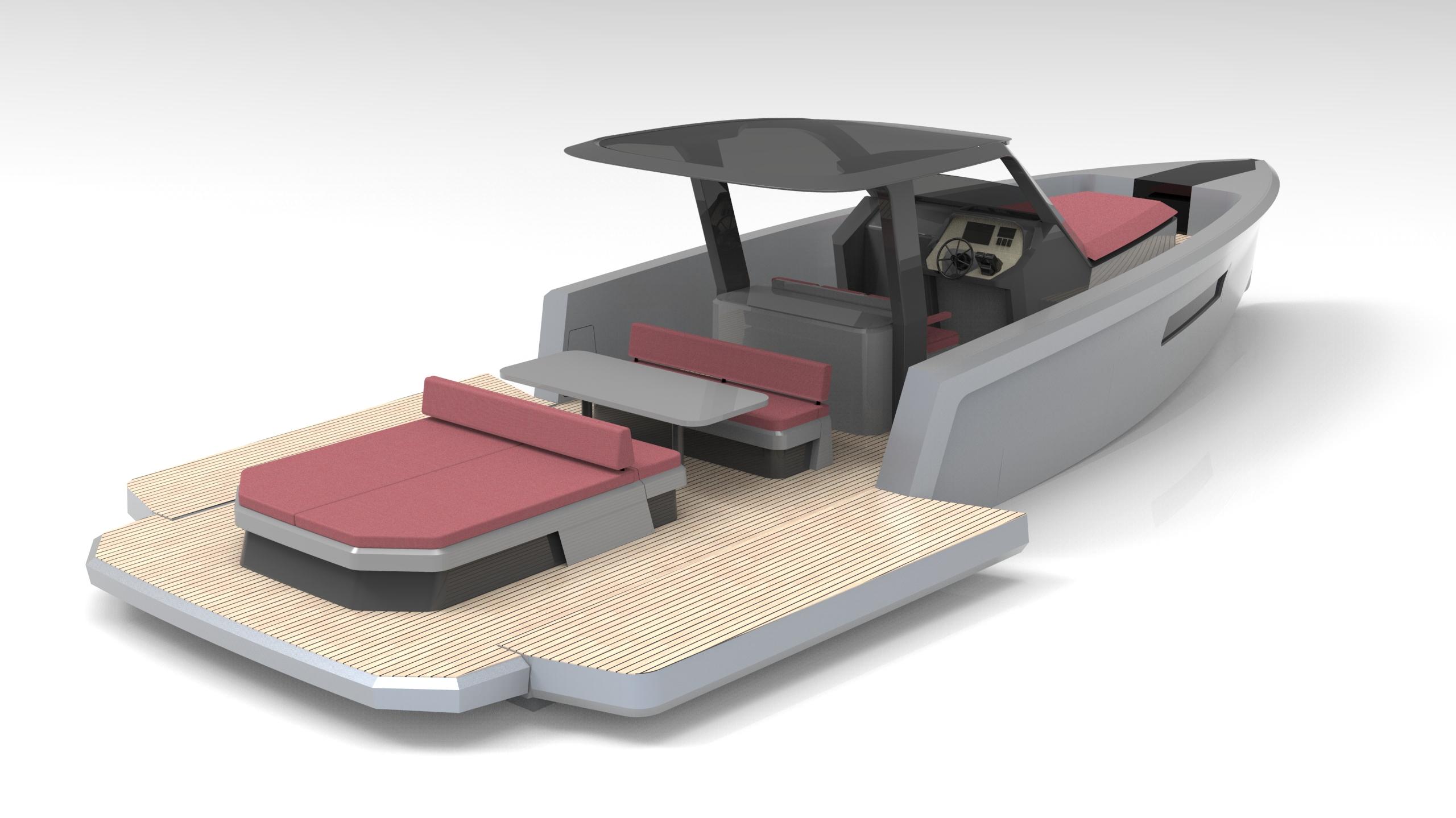 SwissCraft 12m - Yacht Design Collective