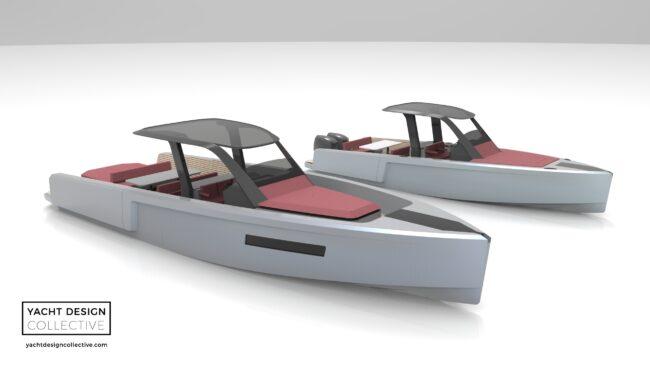 SwissCraft 9&12m - Yacht Design Collective