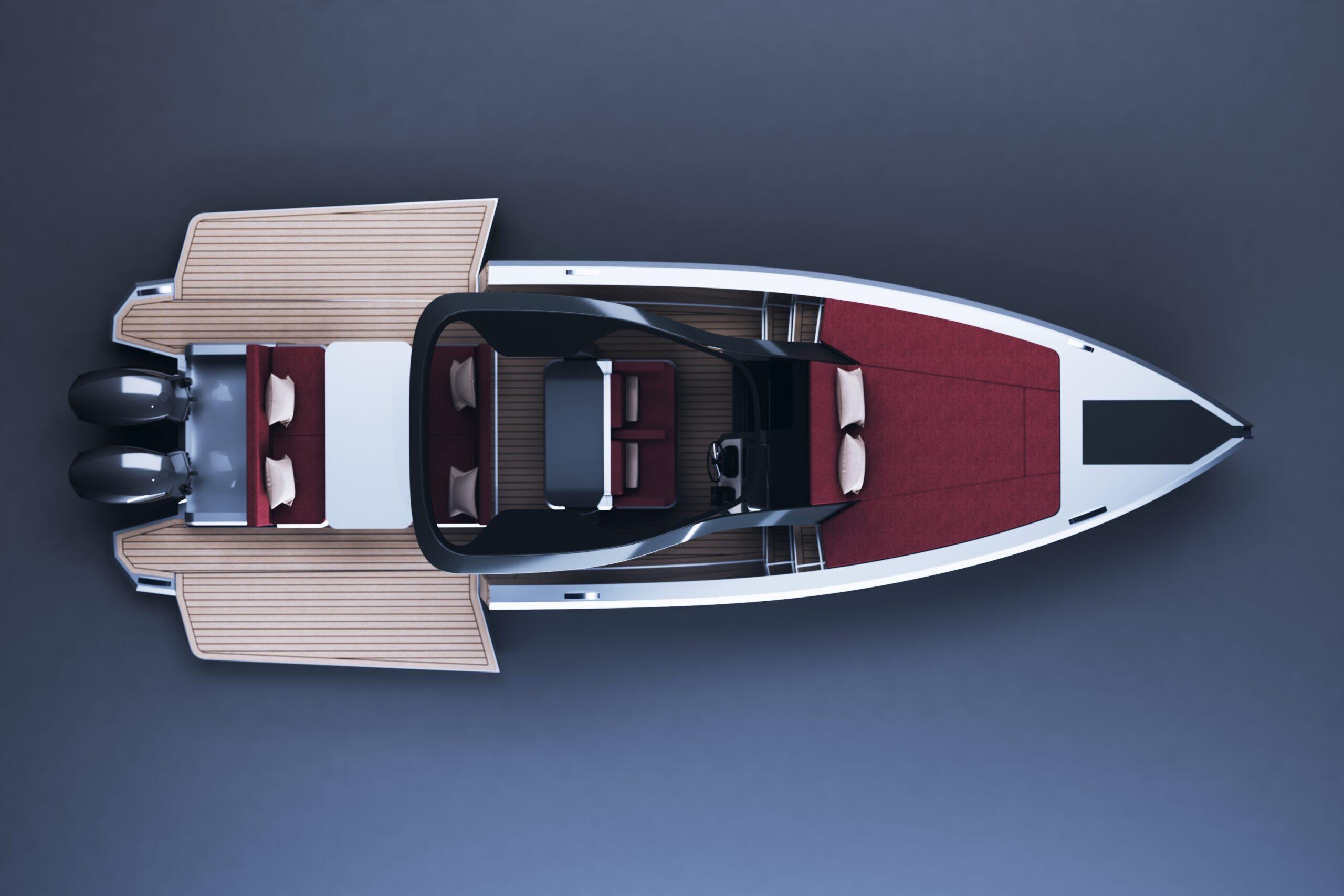 SwissCraft 9m - Yacht Design Collective