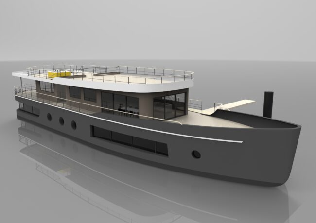 Ravage - Yacht Design Collective