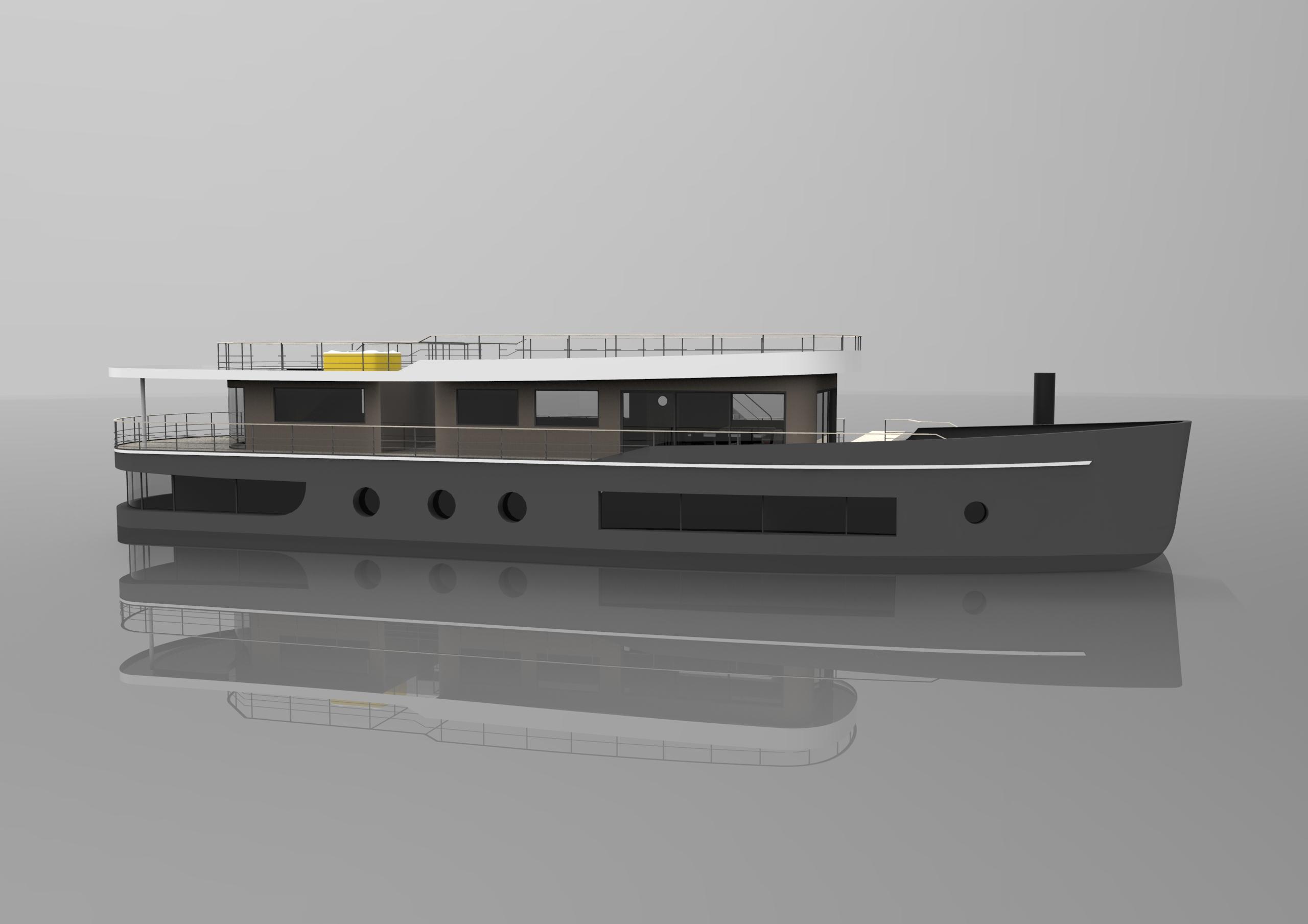 Ravage - Yacht Design Collective